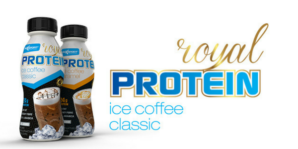Royal protein coffee MaxSport