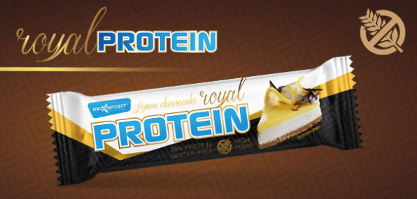 MaxSport ROYAL PROTEIN BAR